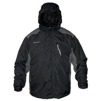 Campera 2 En 1 Forest Cuyo Impermeable Polar Desmontable