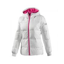 Campera Adidas Climacool Pluma Blanca Mujer Adidas