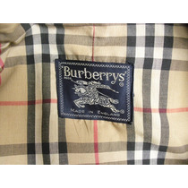 Piloto Hombre Burberrys Made In England