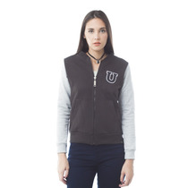 Campera Mujer 47 Street Letters
