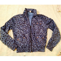 Campera Animal Print Verano