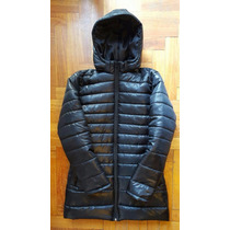 Tapado Campera Inflable Mujer Showroom Palermo