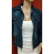 Camperas Jeans Mujer Promo 8 Unidades Por Mayor T 1 Al 4