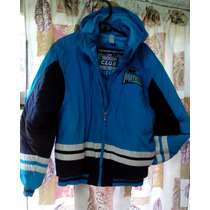 Campera Abrigo Nfl Kinds Panthers Made In Usa