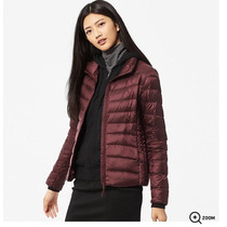 Uniqlo Campera Ultra Down Jacket Mujer