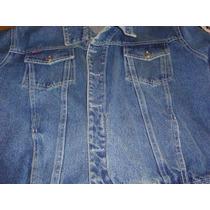 Campera Jeans Unisex