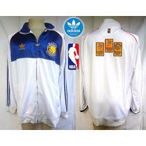 Campera Adidas Golden State Nba Original Importa Usa Hip Hop