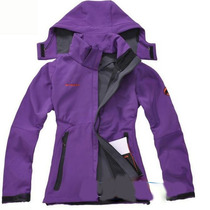 Campera Softshell Importada Forrada En Polar- Bordada-1° Mar