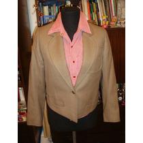 Retro Vintage Saco Blazer Ives Saint Laurent Talle M
