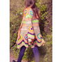 Saco Tapado Sacon Crochet A Mano Artesanal Boho Hippie