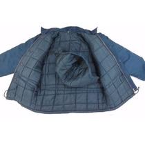 Campera Trabajo-pesca-moto-abrigo+capucha-matelaseada-xxl-58