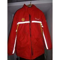 Campera Ferrari - Shell (casi Nueva) Envió Gratis