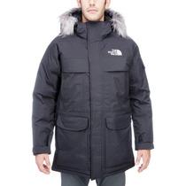 Parka North Face Model Mcmurdo Original Color Negro Talle Xl