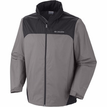 Campera Columbia Glennaker Lake Impermeable Hombre Lluvia