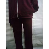 Pantalon De Jogging Bordo Para Niño Escuela, Escolar
