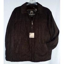 Campera Micro Gamuza Weatherproof Microsuede Classic Jacket