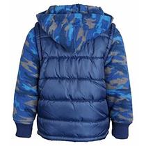 Campera Chaleco Importada Polar Microfleece Abrigo