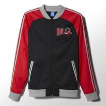Campera Adidas Chicago Bulls Importada Usa