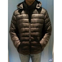 Campera Inflable Hombre