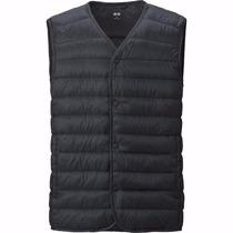 Chaleco Uniqlo Ultra Light Down Compact Vest Para Hombre