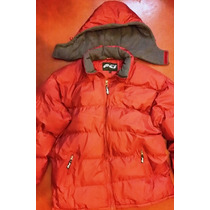 Campera Camperon Inflada Nieve Termico Impermeable Pci Kempo