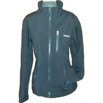 Campera Soft Shell Importada Impermeable Mujer
