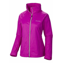 Campera Columbia Switchback Impermeable Dama Lluvia