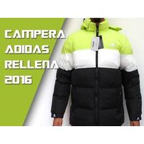 Espectacular Campera Super Abrigada Adidas Originals Hombre