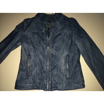 Campera De Mujer Ecocuero Abercrombie Guess Forever 21