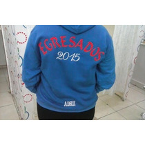 Campera+remera Egresados Secundaria Super Promo