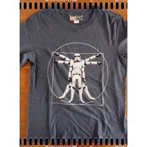 Remera Gap Hombre Del Vitruvio Stormtrooper Star Wars