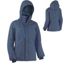 Campera Columbia Alpine Action Omni-heat Sky Impermeable