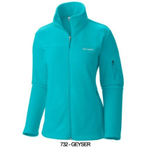 Campera De Polar Columbia Sportswear Fast Trek¿ Ii (dama)