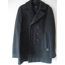 Espectacular Saco Gabán Cruzado Ferouch Wool Collection T S