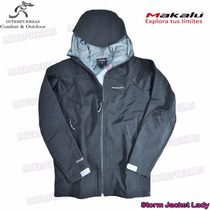 Campera Soft Shell Neoprene Dama Makalu Impermeable