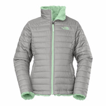 Campera De Plumas De The North Face Reversible Con Etiqueta.