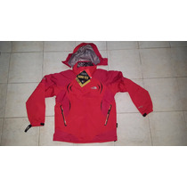 Campera De Mujer The North Face 2 En 1 Impermeable
