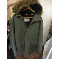 Campera Rompeviento Montgomery Polar Timberland Hombre Usa