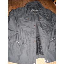Guess Campera Parka Impermeable