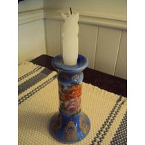 Candelabro De Porcelana China