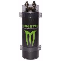 Capacitor Monster 5 Faradios Display Digital
