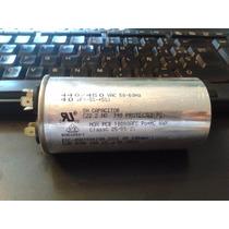 Capacitor Samsung Orig Aire Acondicionado 40 Mf 2501-001238