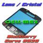 Cristal Lente Lens Cristal Blackberry 8520 100% New $79,99