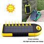 Cargador Power Bank Solar 5000mah Es500 Resistente Al Agua