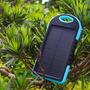 Cargador Solar Portatil Ecologico 5000mah Celular Ipod Gps
