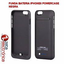 Funda Cargador Bateria Power Case Iphone 6 3200 Mah Gtia