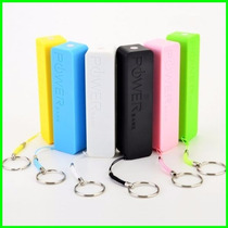 Cargador Portatil Power Bank 2600mha Externo Celular Mp3