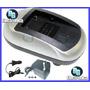 Cargador De Bateria P/ Panasonic Vw-vbx070, Hx-dc1, Dc2, Dc3
