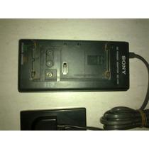 Cargador De Baterias Sony 6v Ac-v30 Original Japones