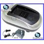 Cargador De Bateria P/ Sony Np-f330 F550 F750 Fm50 Qm71